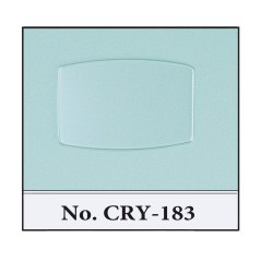 Generic Mineral Glass Crystals to fit Piaget Crystal (22.0 x 28.0 x 1.0mm)