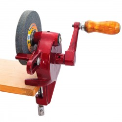Bn 340 Hand Operated Bench Grinder With 4 Quot Stone