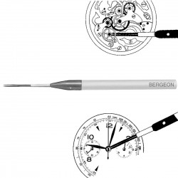 Bergeon 6016 Ideal Watch Hand and Wheels Removing Tool