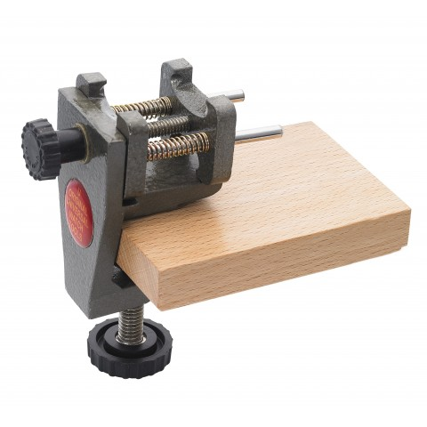 Watch Case Vise with Clamp