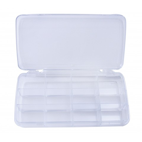 Translucent Plastic Storage Containers