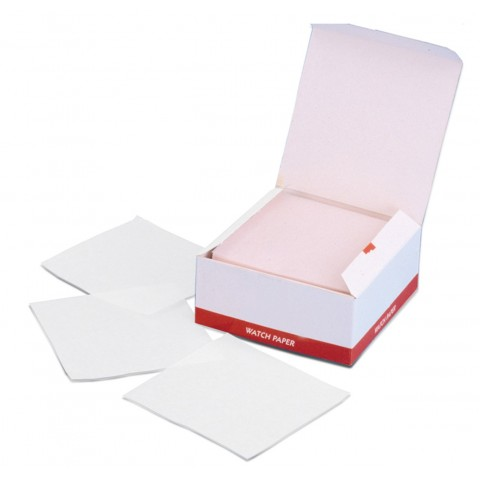 Deluxe Watch Paper- 1000 4x4 sheets