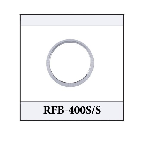 Generic RLX. Stainless Steel Fluted Bezel