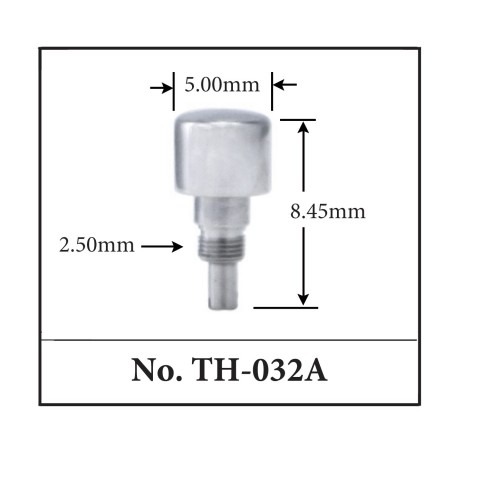 Generic Pusher for TAG. 5.00mm x 8.45mm x 2.50mm