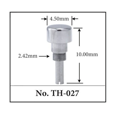 Generic Pusher for TAG. 4.50mm x 10.00mm x 2.42mm