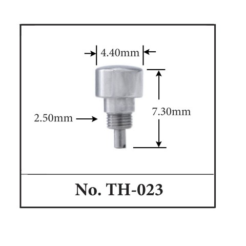 Generic Pusher for TAG. 4.40mm x 7.30mm x 2.50mm