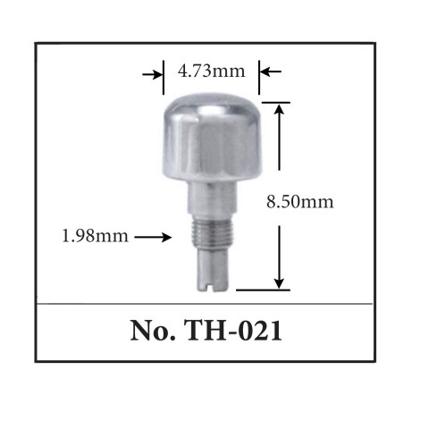 Generic Pusher for TAG. 4.73mm x 8.50mm x 1.98mm