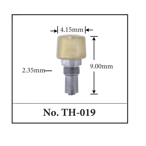 Generic Pusher for TAG. 4.15mm x 9.00mm x 2.35mm