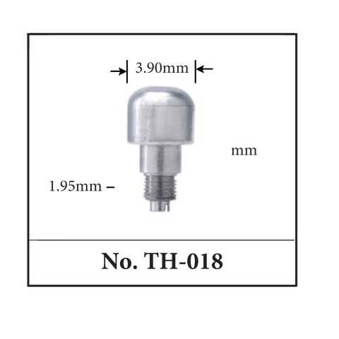 Generic Pusher for TAG. 3.90mm x 7.00mm x 1.95mm