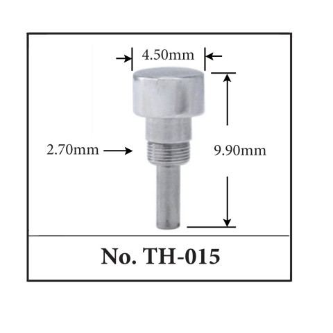 Generic Pusher for TAG. 4.50mm x 9.90mm x 2.70mm