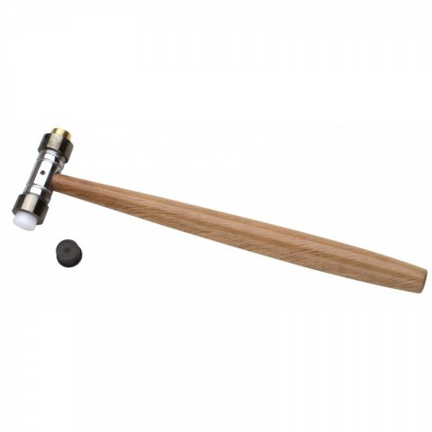Hammer with Detachable Faces